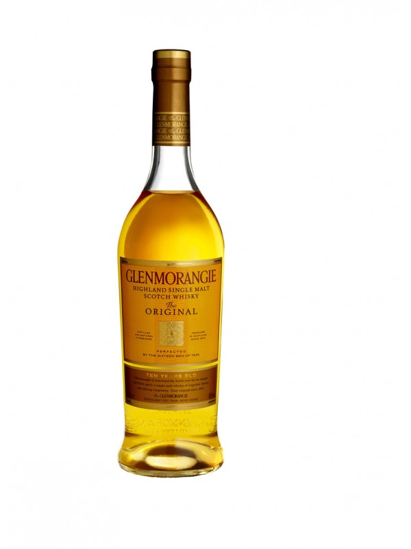 Glenmorangie Original 10 år Single Malt Whisky 40% 70cl-30