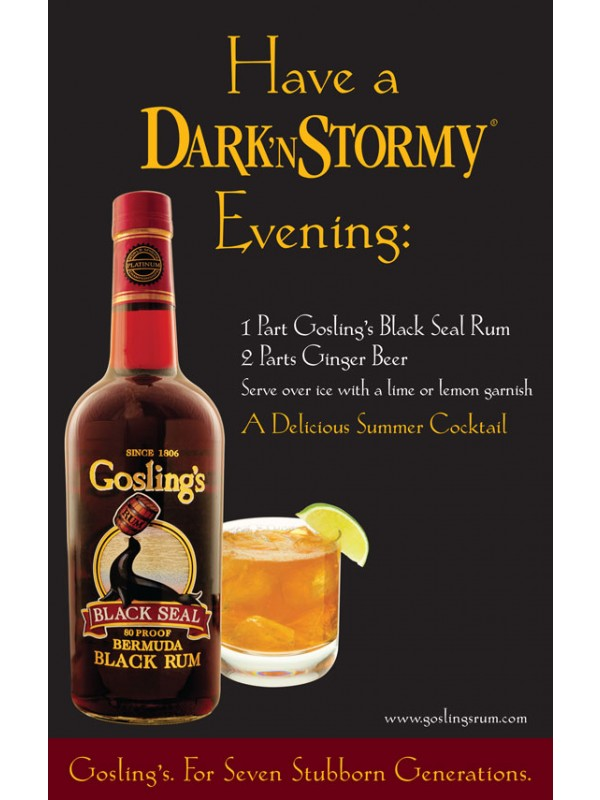 Dark and Stormy cocktailpakke (rom/ginger beer)-30