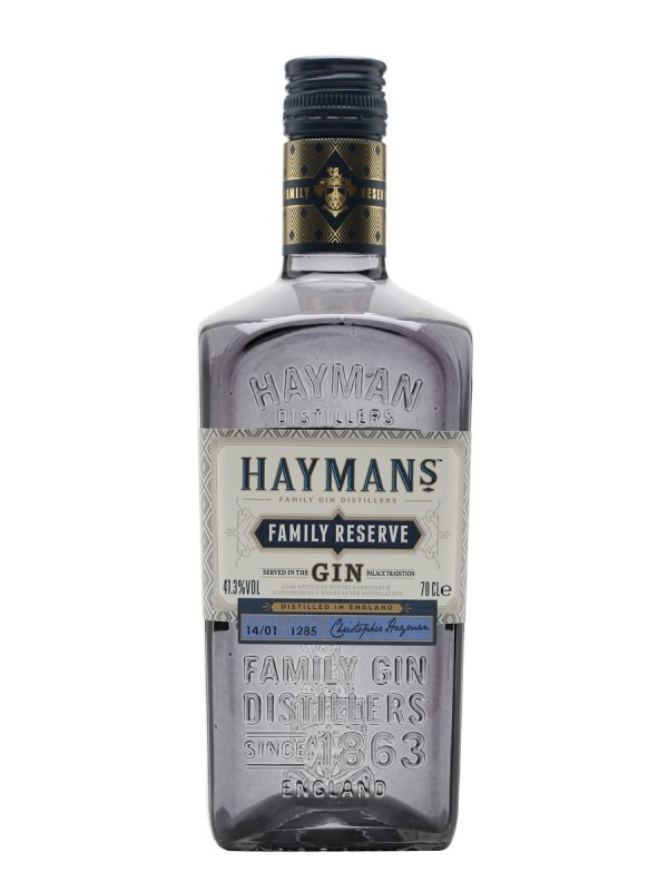 Haymans Family Reserve Gin 41,3% 70cl-30