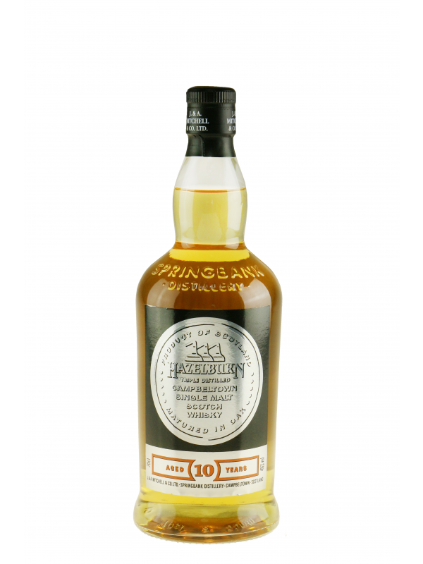 Hazelburn 10 år Campbeltown Single Malt Scotch Whisky