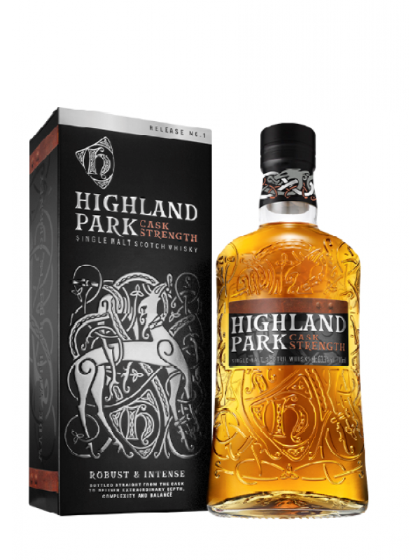 Highland Park Cask Strength Release No. 1 Single Malt Whisky