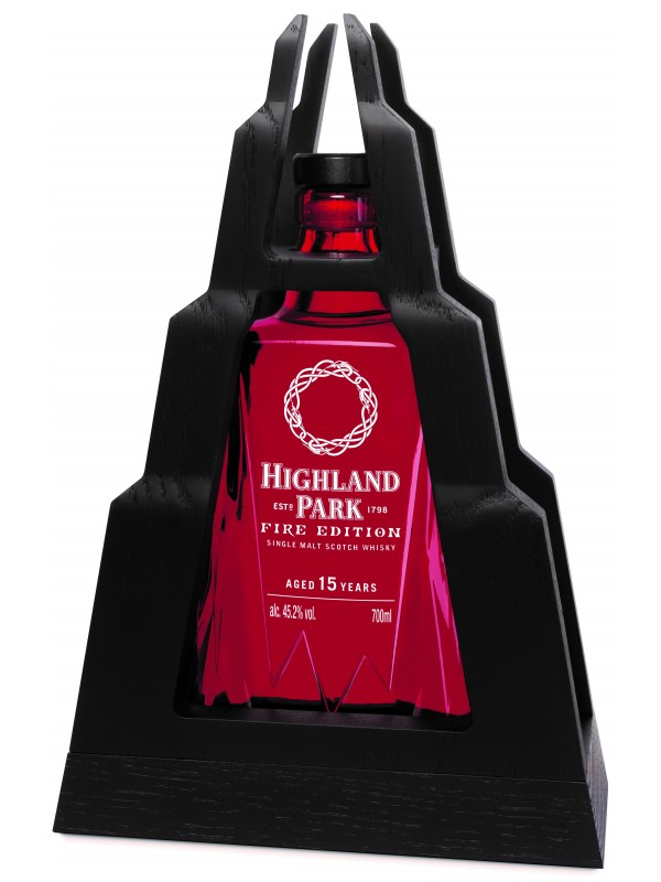 Highland Park Fire Edition Single Malt Island Whisky
