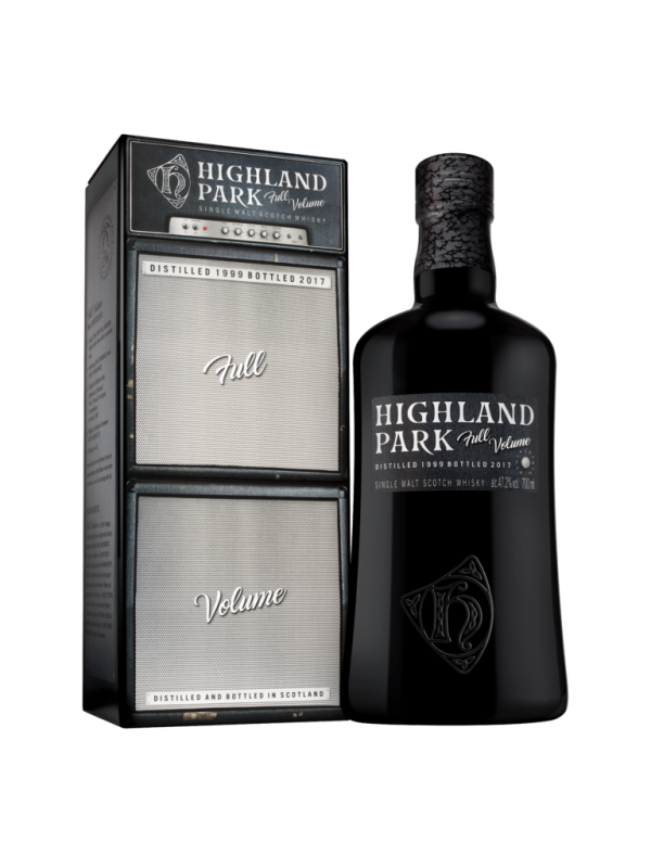 Highland Park Full Volume whisky