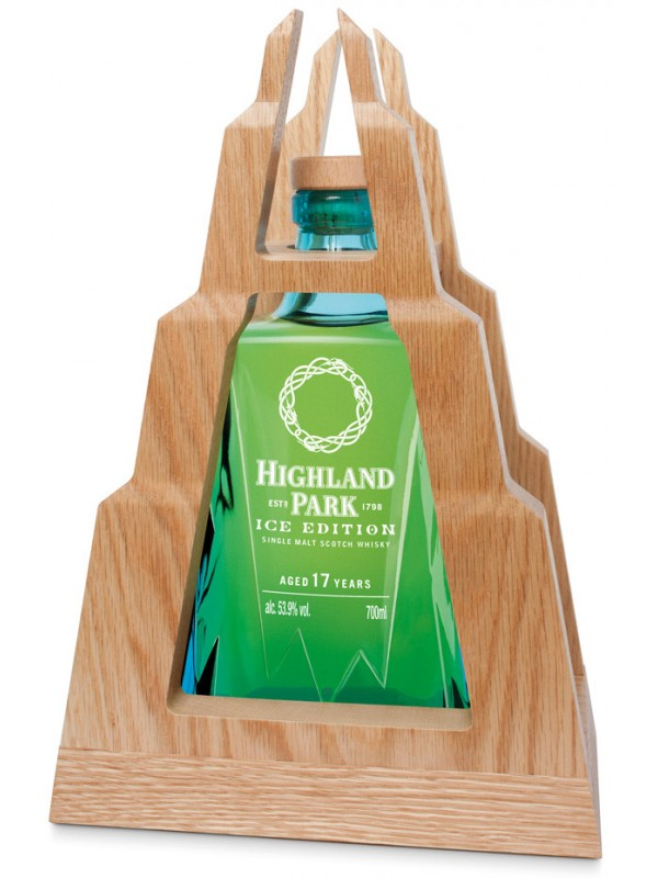 Highland Park Ice Edition 17 år Single Malt Island Whisky 53,9% 70cl-30