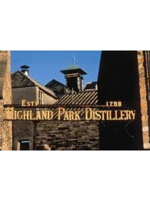 Highland Park 12 år Viking Honour Single Malt Whisky 40% 70cl-30