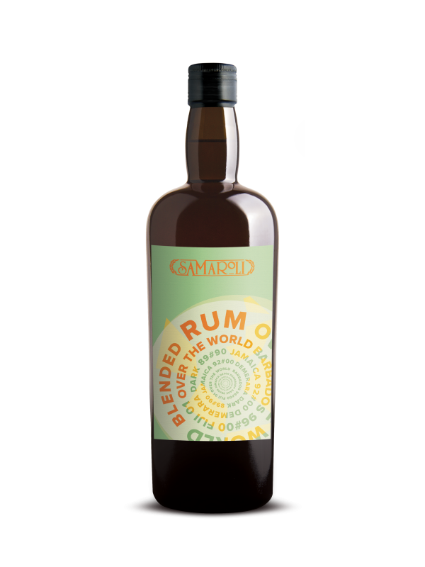 Samaroli Over the World Blended Rum 2015 1st Edition 45% 70cl-30