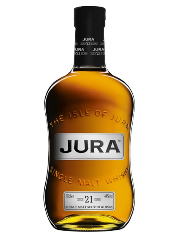Isle of Jura 21 år Single Malt Whisky 44% 70cl-30