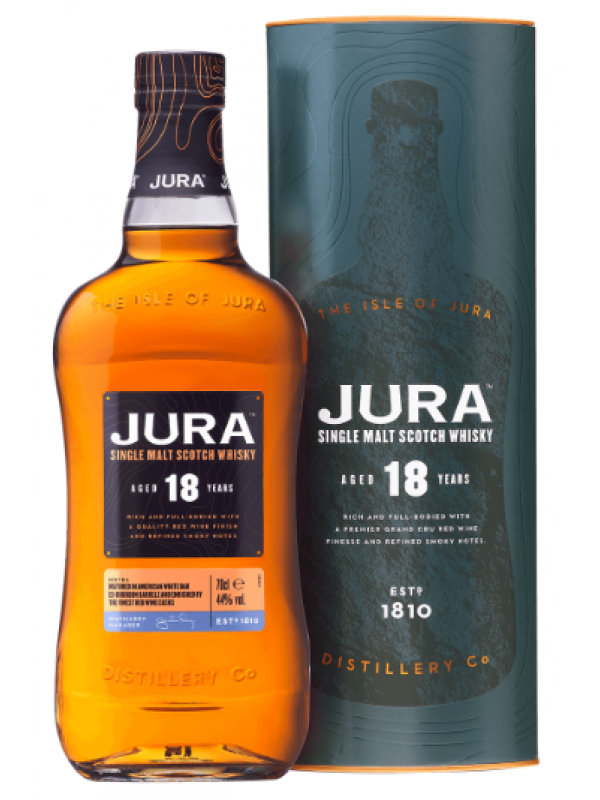 Jura 18 år Single Malt Whisky
