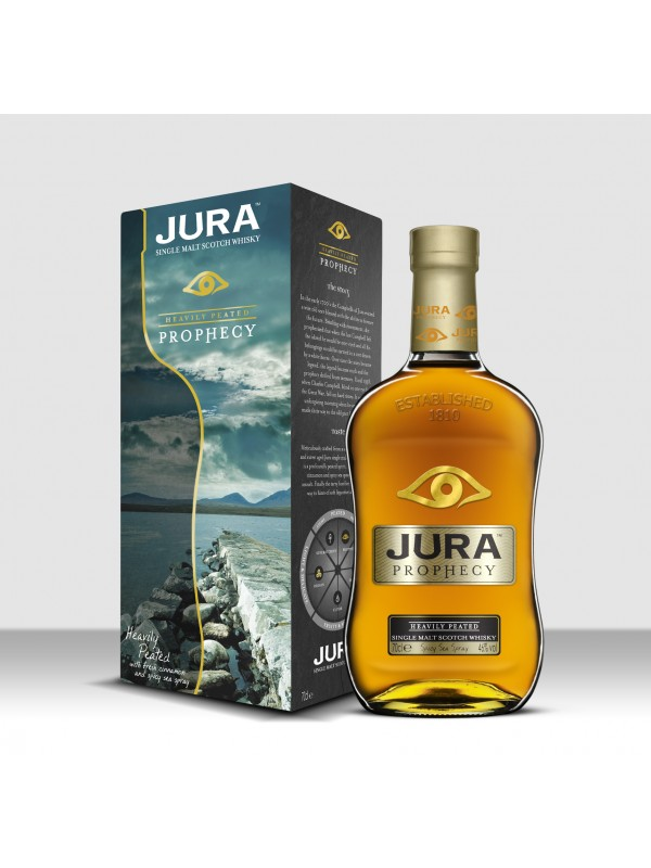 Jura Prophecy Single Malt Whisky 46% 70cl-30