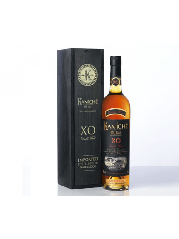 Kaniche XO Artisanal Rum Double Wood 40% 70cl Rom fra Barbados-30