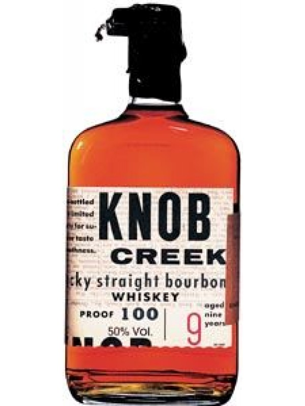Knob Creek Kentucky Straight Bourbon Whiskey 9 år 50% 70cl-30