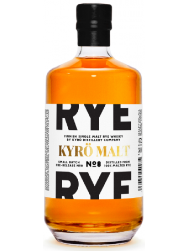 Kyrö Single Malt Rye Whisky