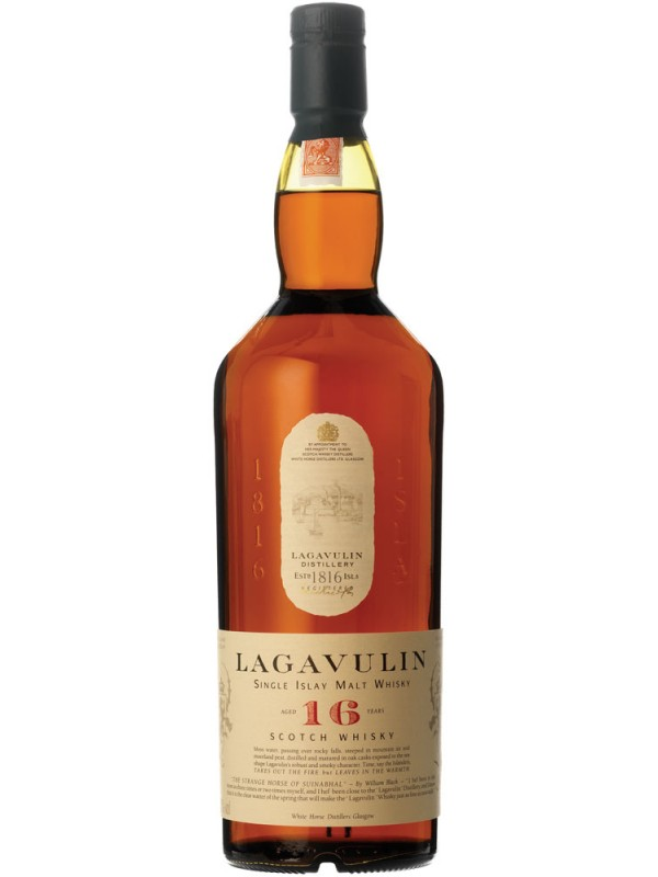 Lagavulin Single Malt Whisky 16 år 43% 70cl-30