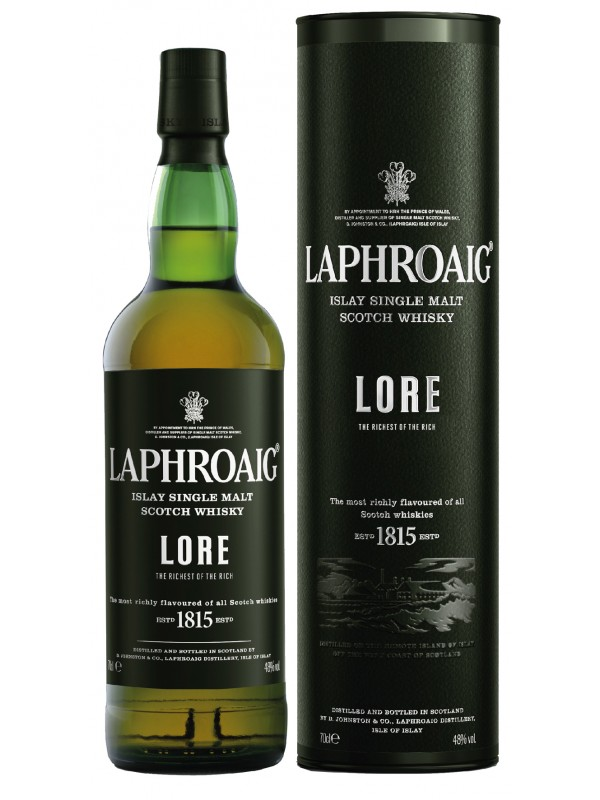 Laphroaig Lore Single Malt Whisky 48% 70cl-30