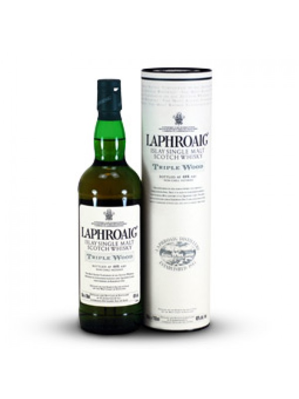 Laphroaig Triple Wood Whisky 48% 70cl-30