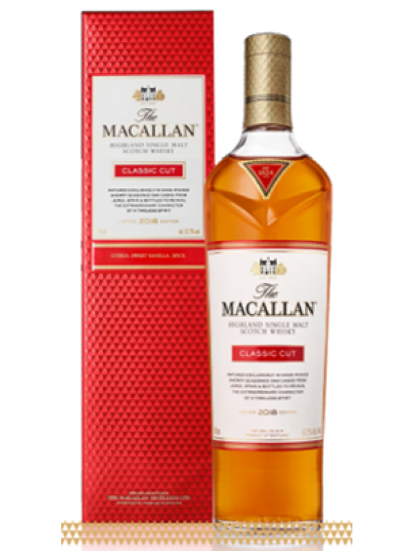 The Macallan Classic Cut Single Malt Whisky