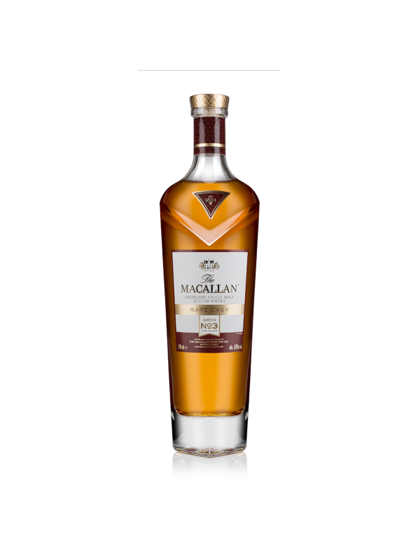 The Macallan Rare Cask Series Single Malt Whisky Batch 3