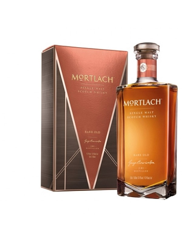 Mortlach Rare Old Single Malt Scotch Whisky 43,4% 50cl-30