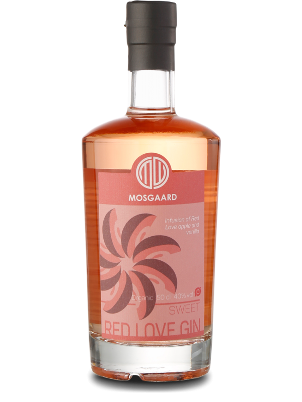 Mosgaard Red Love Gin