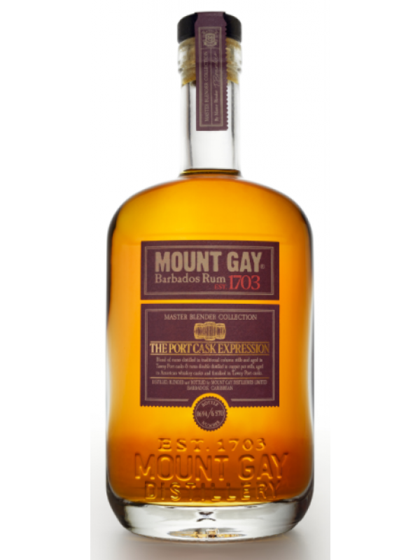 Mount Gay Rum The Port Cask Expression rom 55%