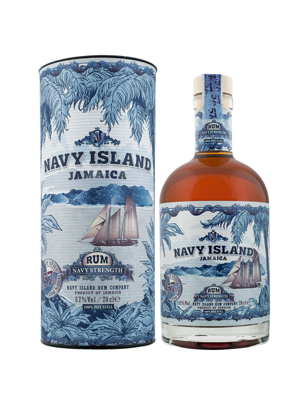 Navy Island Navy Strength Rum