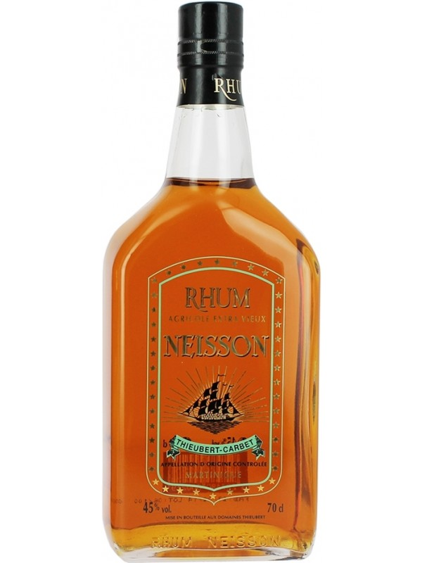 Neisson Extra Vieux Rhum Agricole 45% 70cl Rom fra Martinique-30