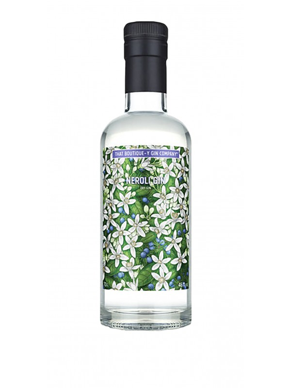 Neroli Gin That Boutique-y Gin Company flaske