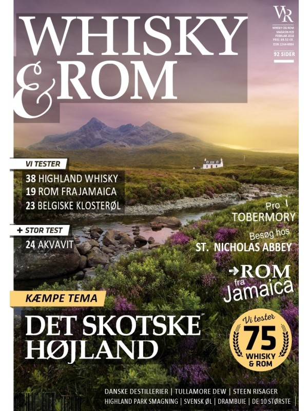 Whisky og Rom Magasinet Nr. 28-32
