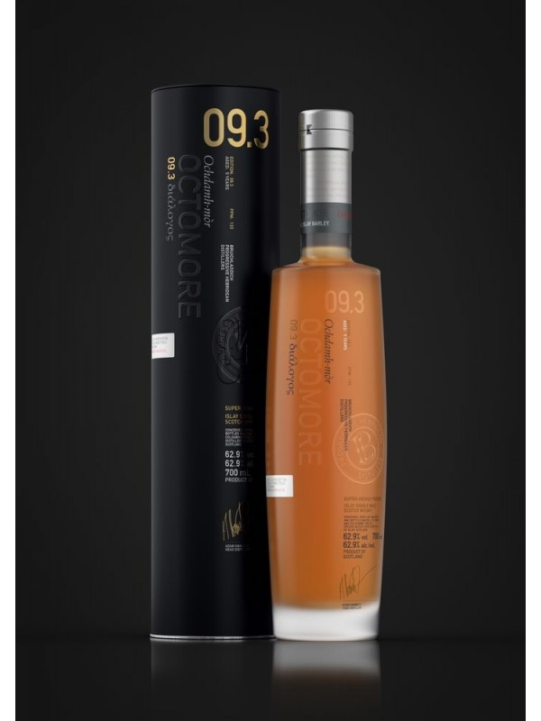 Bruichladdich Octomore 09.3 Islay Barley Single Malt Scotch Whisky