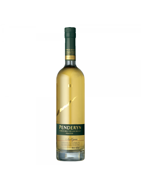 Penderyn Peated Single Malt Welsh Whisky