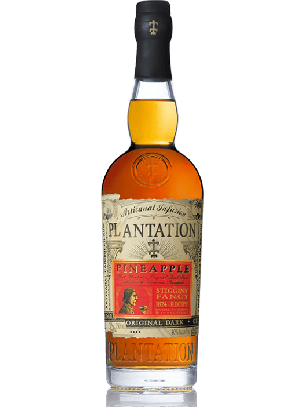 Plantation Rum Pineapple Original Dark 40% 70cl Rom fra Trinidad / Tobago-31