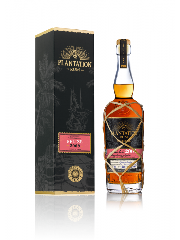 Plantation Belize 2009 Single Cask Denmark rom