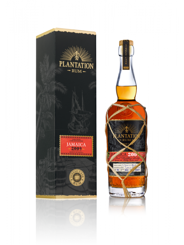 Plantation Jamaica 2009 Single Cask Denmark rom