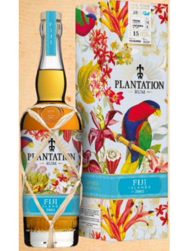Plantation Fiji 2005 Rum Limited Edition rom