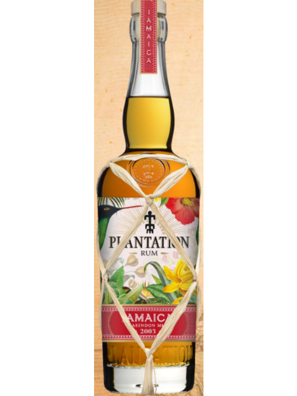 Plantation Jamaica 2003 Rum Limited Edition rom