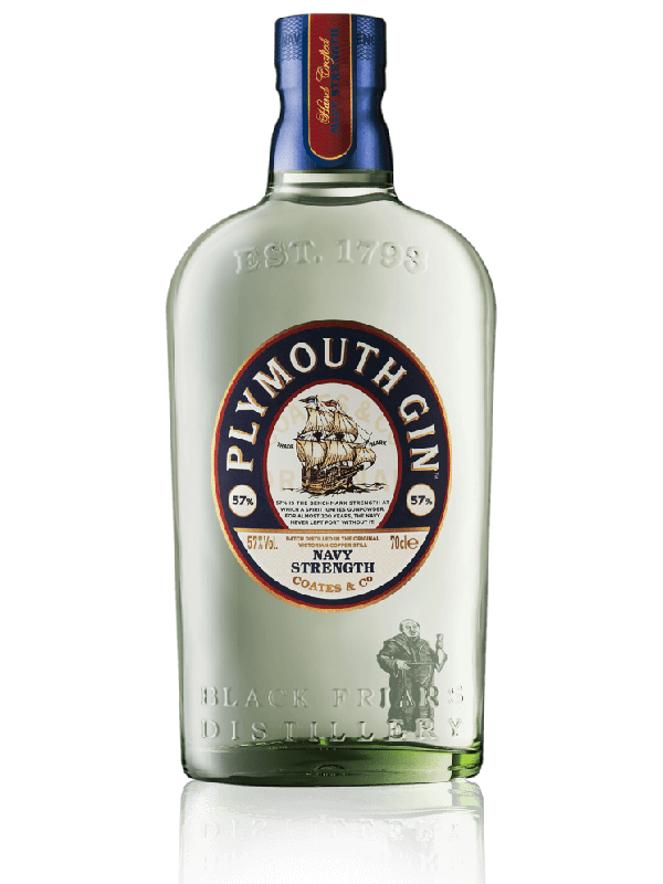 Plymouth Gin Navy Strength 57% 70cl-30