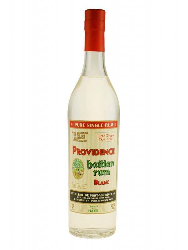 Providence First Drops rom Haitian Pure Single Rum Blanc