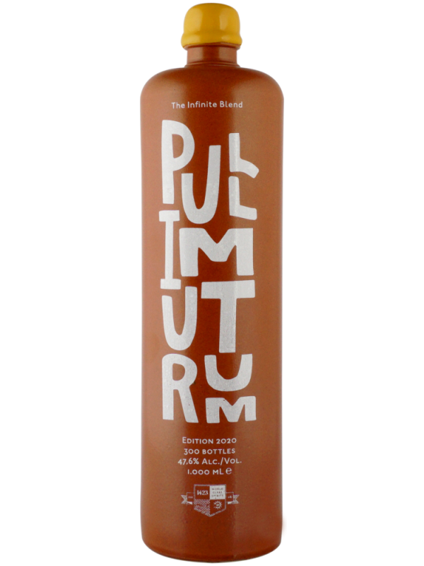 Pullimut Rum 2020 Edition rom The Infinite Blend