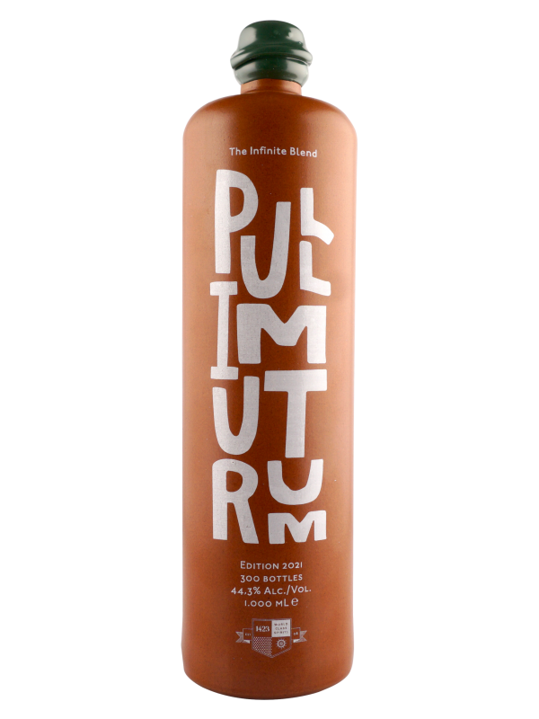 Pullimut Rum 2021 Edition rom The Infinite Blend