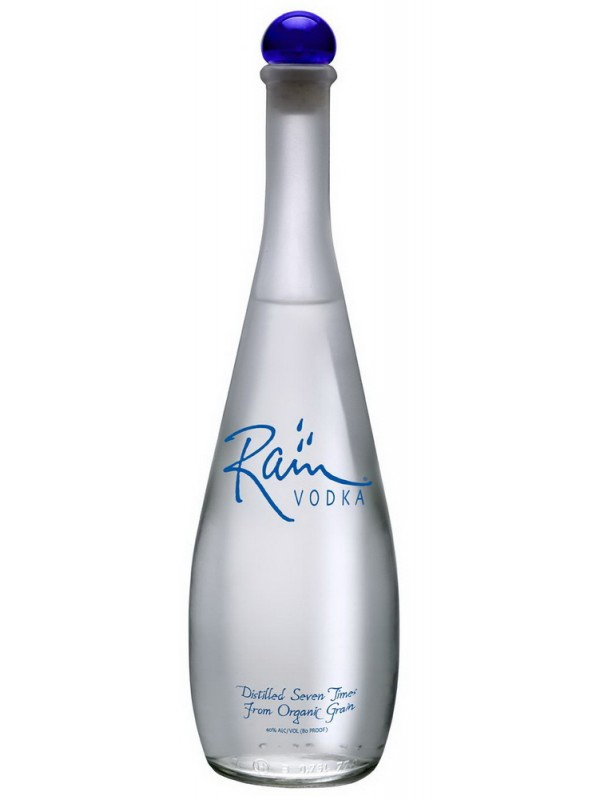 Rain Vodka Organic Small Batch from Buffalo Trace 40% 70cl-30