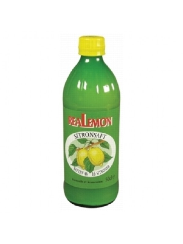 ReaLemon citronsaft 25 cl-30