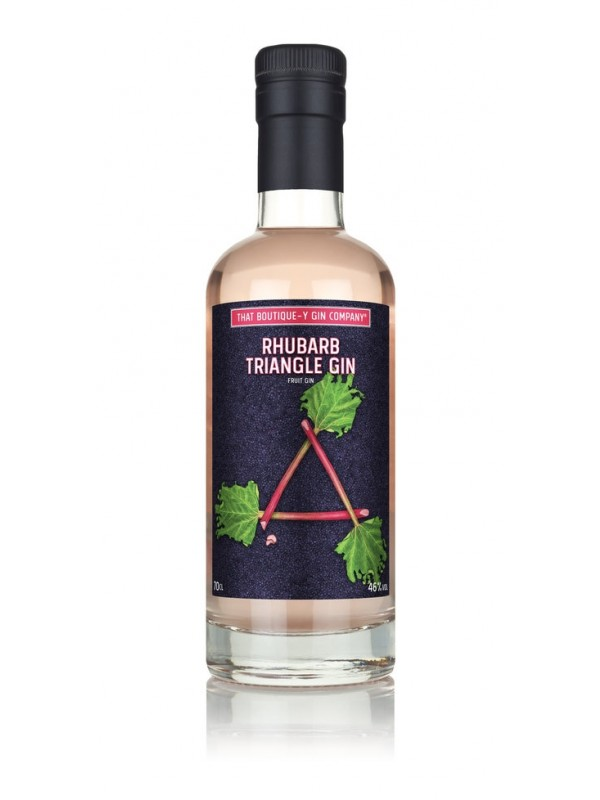 Rhubarb Triangle Gin That Boutique-y Gin Company