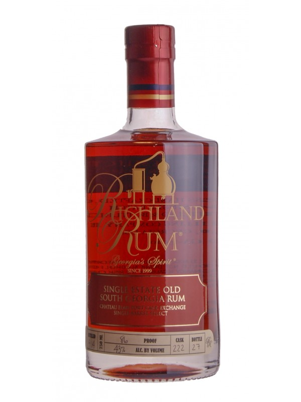 Richland Rum Port Cask Single Barrel Select