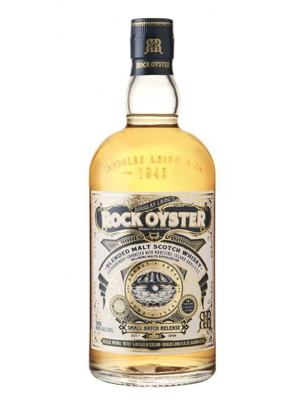Rock Oyster Douglas Laings Blended Malt Scotch Whisky 46,8% 70cl-30