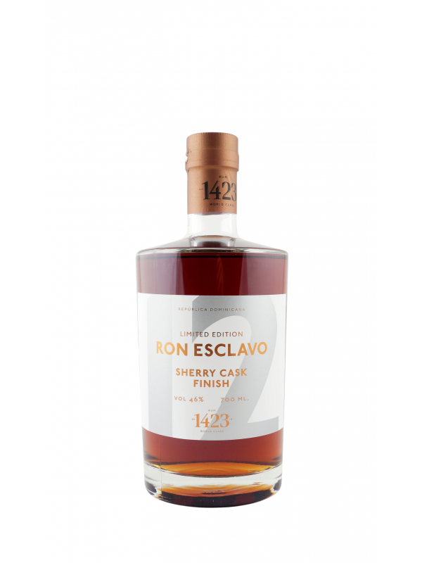 Ron Esclavo Solera 12 år Sherry Cask Finish rom