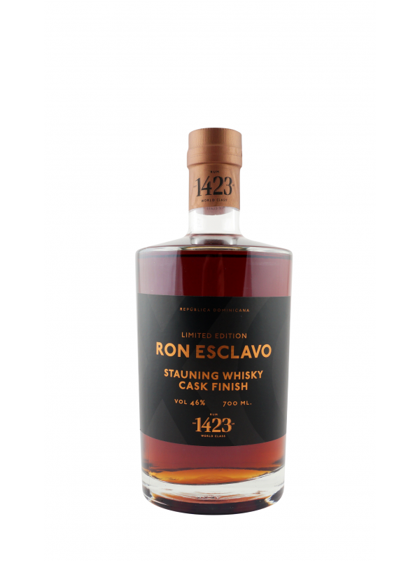 Ron Esclavo XO Stauning Whisky Cask Finish rom