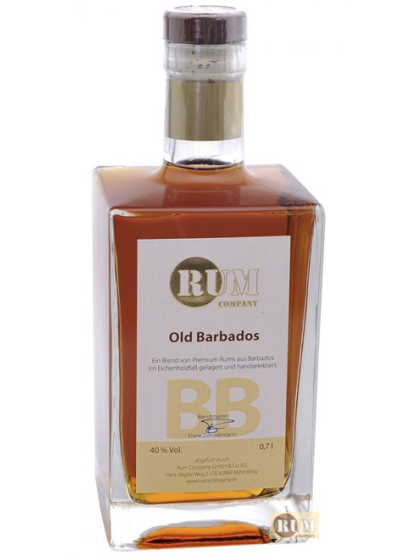 Rum Company Old Barbados rom 40% 70cl-30