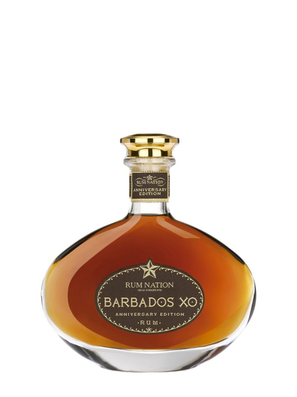 Rum Nation Barbados XO Anniversary Edition rom 40% 70cl-30