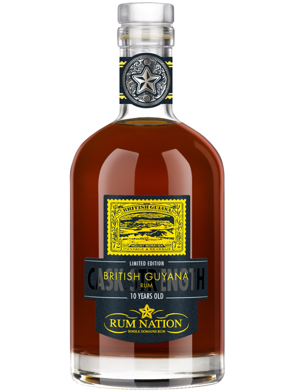 Rum Nation British Guyana Cask Strength rom