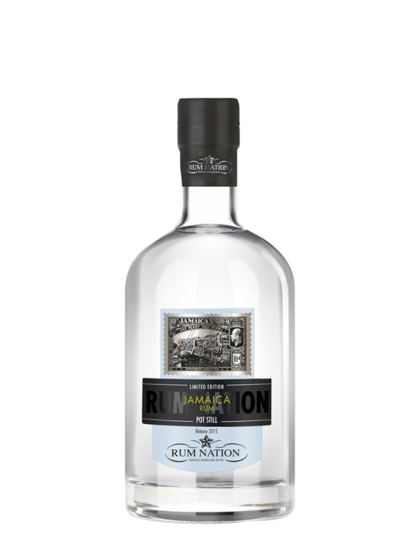 Rum Nation Jamaica White Pot Still 57% 70cl-30